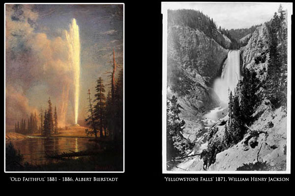 albert bierstadt yellowstone falls 1871